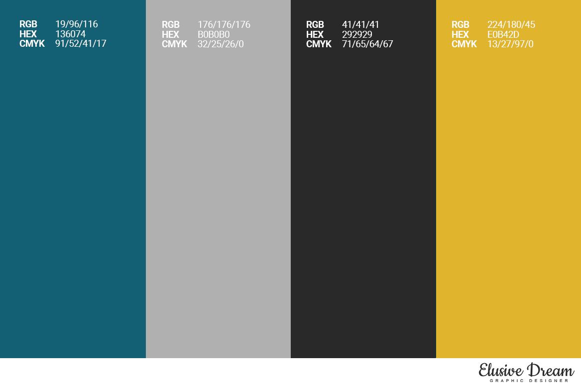 EDD Colour Pallete 1