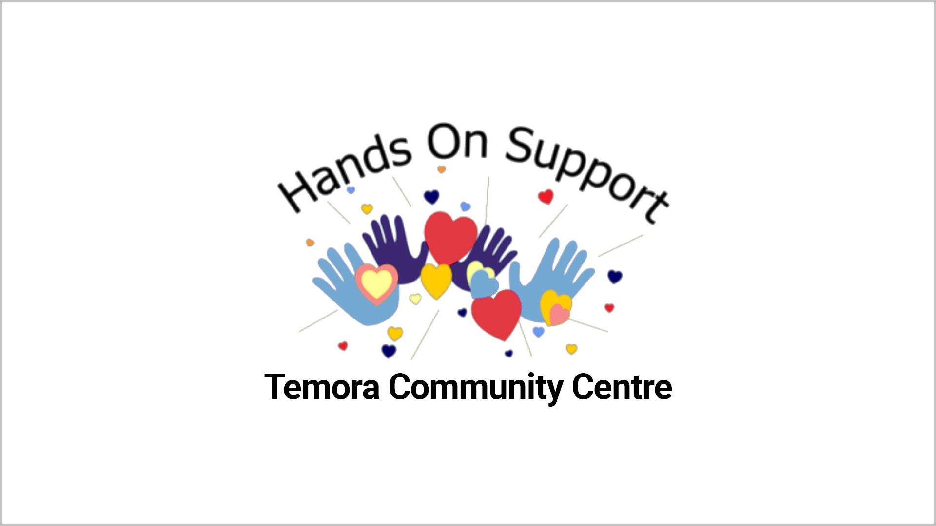 Temora Community Centre Banner