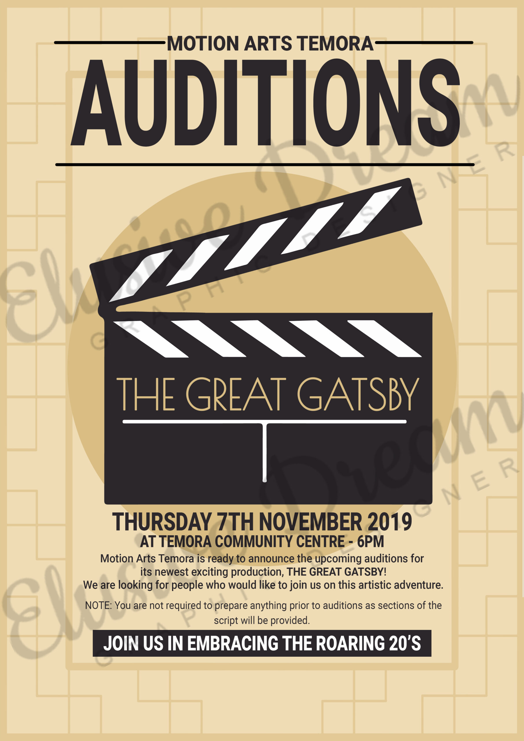 Auditions scaled